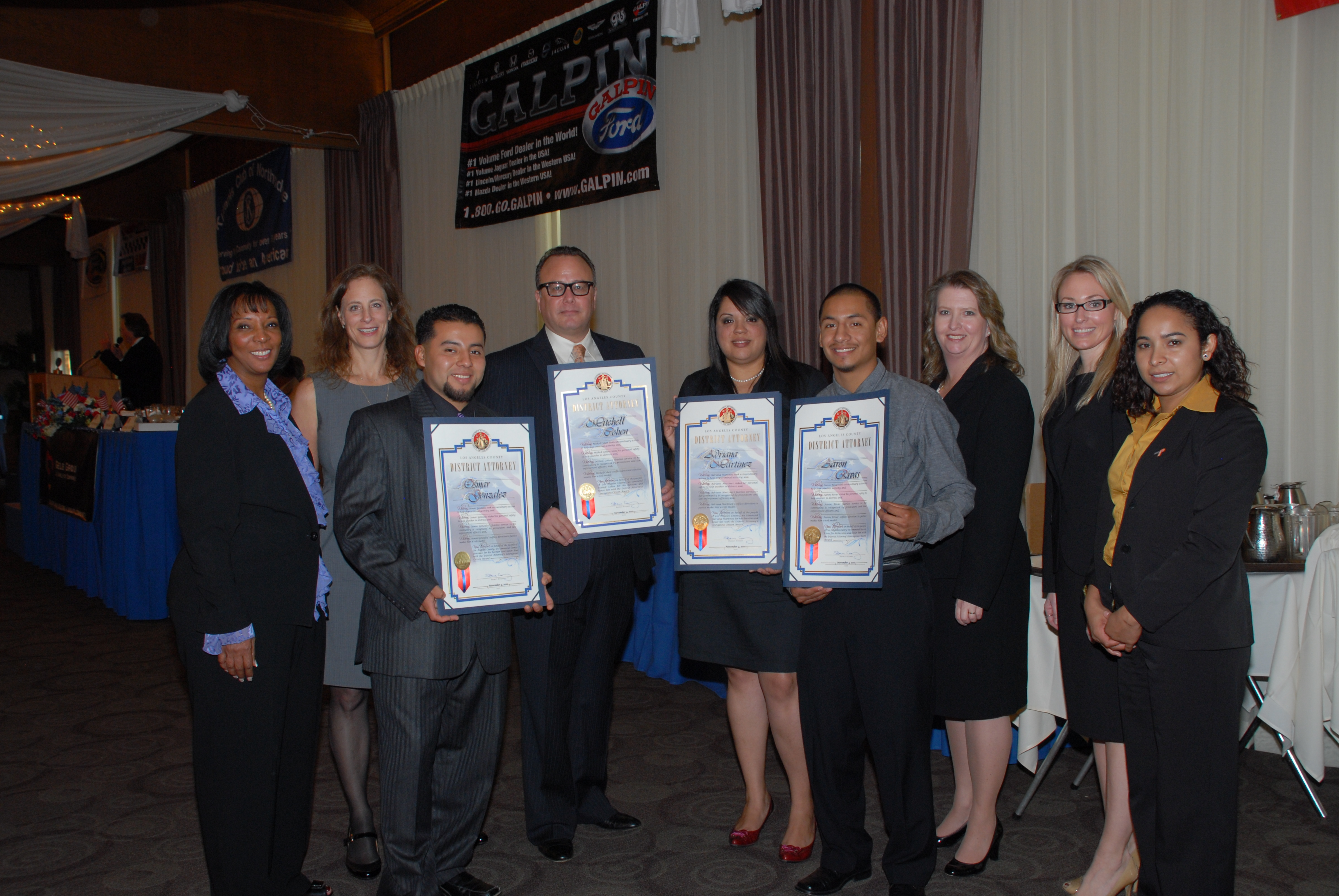 2010 Courageous Citizens Awards – Pictures